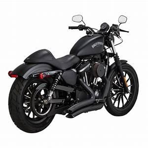 Vance  U0026 Hines Big Radius Exhaust For Harley Sportster 2014