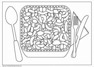 Cheese Coloring Page - GetColoringPages.com