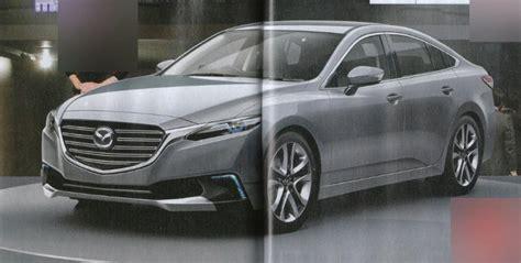 2018 Mazda 6  First Photosrenders  Mazda 6 Forums