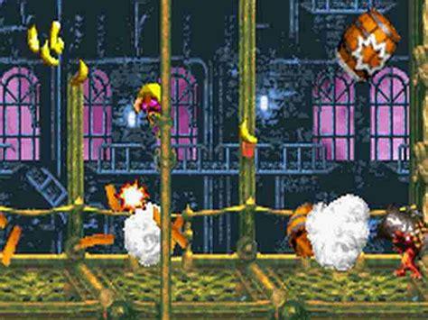 donkey kong country  screenshots  gameboy advance