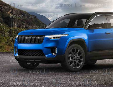 jeep baby suv rendered sits   renegade