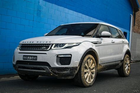 land rover range rover evoque coupe 2016 range rover evoque si4 review caradvice