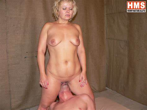 Group Milfs Invite The Old Stud In For Some Fun
