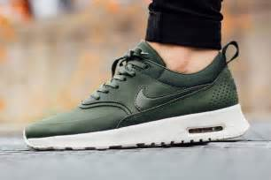 nike air max design carbon green covers this nike air max thea kicksonfire
