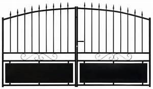 Portail 4m Pas Cher : fabricant portail portillon grille cl ture en fer ~ Dailycaller-alerts.com Idées de Décoration