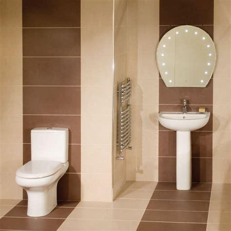 compact  piece bathroom suite buy   bathroom city