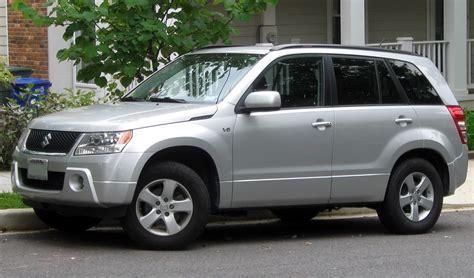 Suzuki Grand Vitara Picture by 2006 Suzuki Grand Vitara Ii Pictures Information And