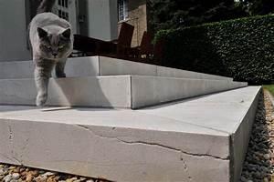 Blockstufen Beton Setzen : blockstufen setzen verlegen anleitung mit und ohne beton traco manufactur ~ Orissabook.com Haus und Dekorationen