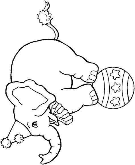 aide chambre des metiers coloriage le cirque animaux du cirque à colorier