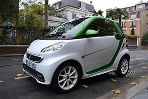 La Smart : essai de la smart fortwo electric drive et de la brabus tailor made ~ Gottalentnigeria.com Avis de Voitures