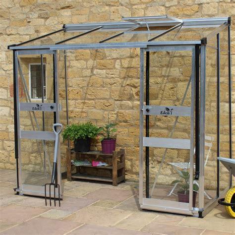 serre de jardin adossee en verre serre de jardin adoss 233 e 3 36m 178 verre tremp 233 broadway greenhouses