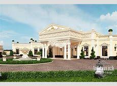 Villas Exterior Design in Dubai