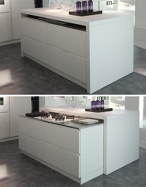 hide  modern space saving home kitchen systems