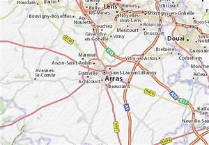 France Cars Arras : arras map detailed maps for the city of arras viamichelin ~ Medecine-chirurgie-esthetiques.com Avis de Voitures