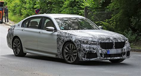 2019 Bmw 7 Series by 2019 Bmw 7 Series Gets A Facelift To Go With New 8 Series
