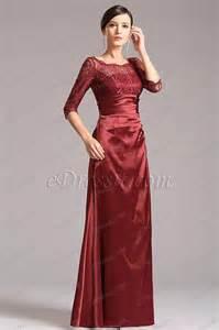 robe pour mariage longue robe de soirée longue dentelle bordeaux pour mariage x26121817