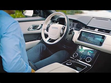 Range Rover Inside by Range Rover Velar Interior Review 2018 New Range Rover