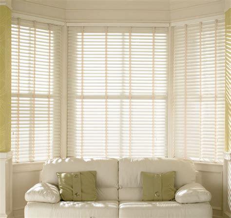 Kitchen Window Curtain Ideas - wooden blinds rtblinds