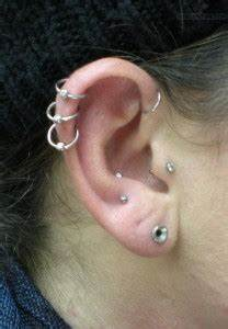 Triple cartilage piercing Pain, Aftercare, Jewelry | Body ...