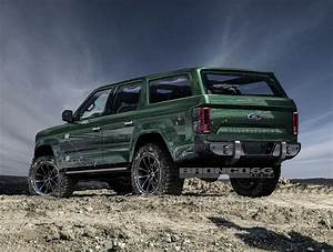 Ford Bronco 2018 : rendering 2020 ford bronco four door suv looks ready to conquer mountains autoevolution ~ Medecine-chirurgie-esthetiques.com Avis de Voitures