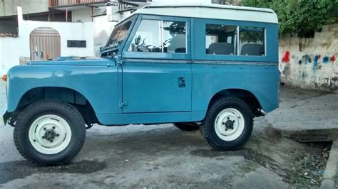 vintage land rover classic 1968 land rover defender 90 very good condition