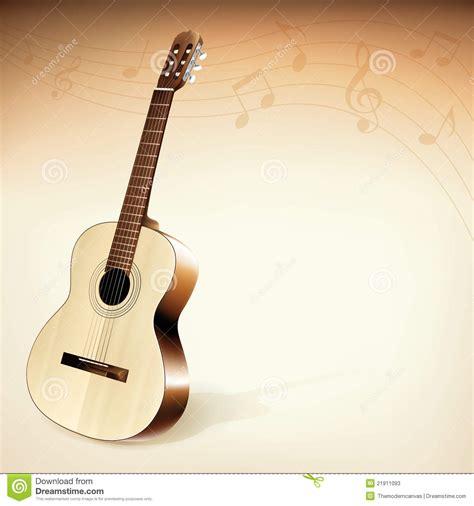 guitar background stock vector illustration  band