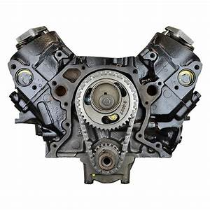 Replace® - Ford Mustang 1968 Long Block Engine