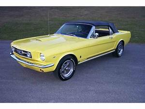 1966 Ford Mustang GT for Sale | ClassicCars.com | CC-940476