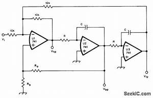 State Variable Design - Basic Circuit