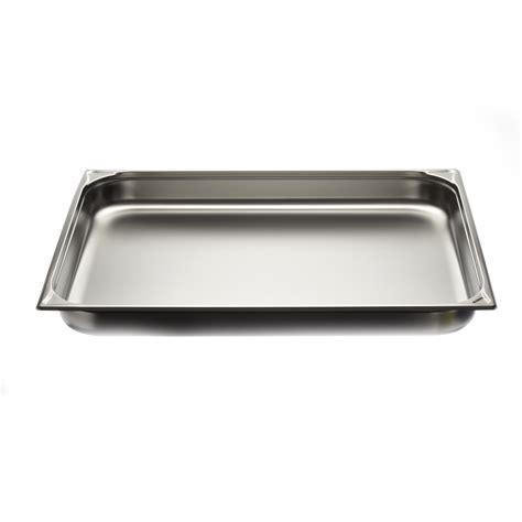 bac cuisine inox couvercle de bac plat inox premium gn 2 1 mjpro