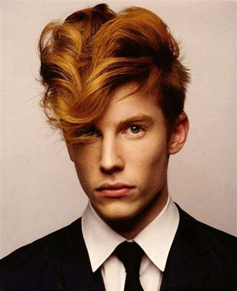 Teddy Boy Hairstyles by Nick Wooster Flock Of Seagulls Teddy Boy Hair Pour