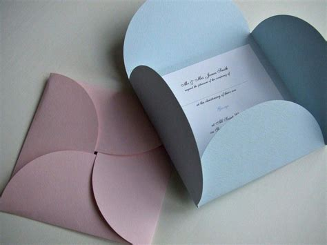 these look just like my wedding invitations only red and