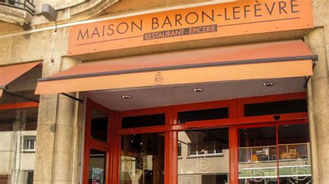 maison baron lef 232 vre in nantes restaurant reviews menu and prices thefork