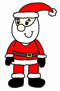 How to: Draw a Cartoon Father Christmas and COMPETITION ...