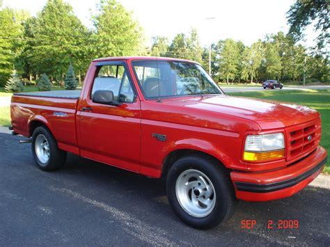 1995 Ford F 150 by 1995 Ford F 150 Svt Lightning Information And Photos
