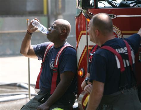 Firefighter Safety During Summer Months   Firehouse