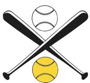 Baseball Softball Tournament Logo
