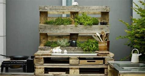 Outdoor Küche Aus Paletten Selber Bauen Residence