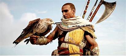 Bayek Creed Assassin Siwa Origins Ancient History