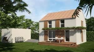 Maison Bioclimatique Passive : plan de maison bioclimatique infos ooreka ~ Melissatoandfro.com Idées de Décoration