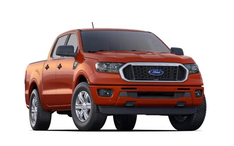 ford ranger hybrid colors release date redesign