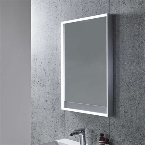 Bluetooth Bathroom Mirrors by Tavistock Pitch Bluetooth Led Bathroom Mirror Model