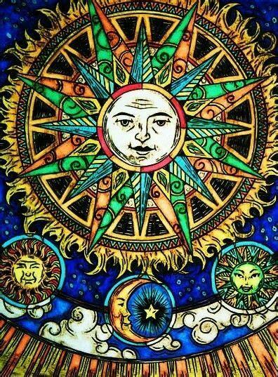 Pin de Psy Caty en Tarot tattoo project | Arte lisérgico ...