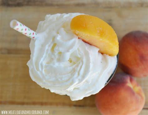 Copycat Chick Fil Peach Milkshake Meatloaf Melodrama