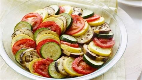 cuisine ratatouille foolproof microwave ratatouille recipes food uk