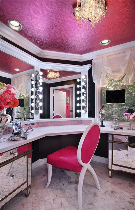 the vanity room 7 steps to your own jenner inspired glam room