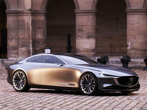 mazda vision coupe   beautiful concept car