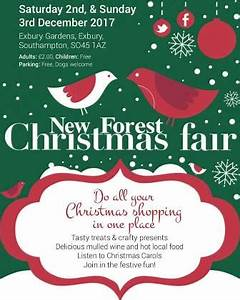 The New Forest Christmas Fair 2017 Hampshire foods
