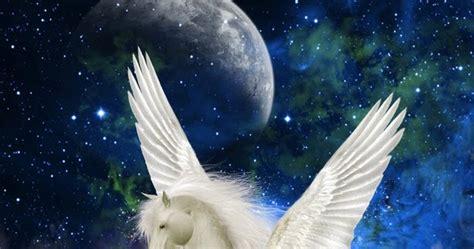 pegaso luna  estrellas imagenes  compartir sagitarioxp