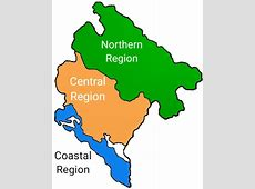 List of regions of Montenegro Wikiwand